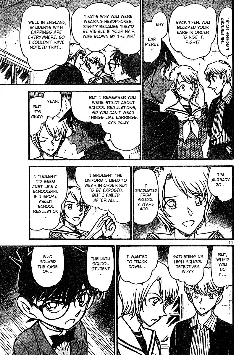 Detective Conan Chapter 566  Online Free Manga Read Image 11