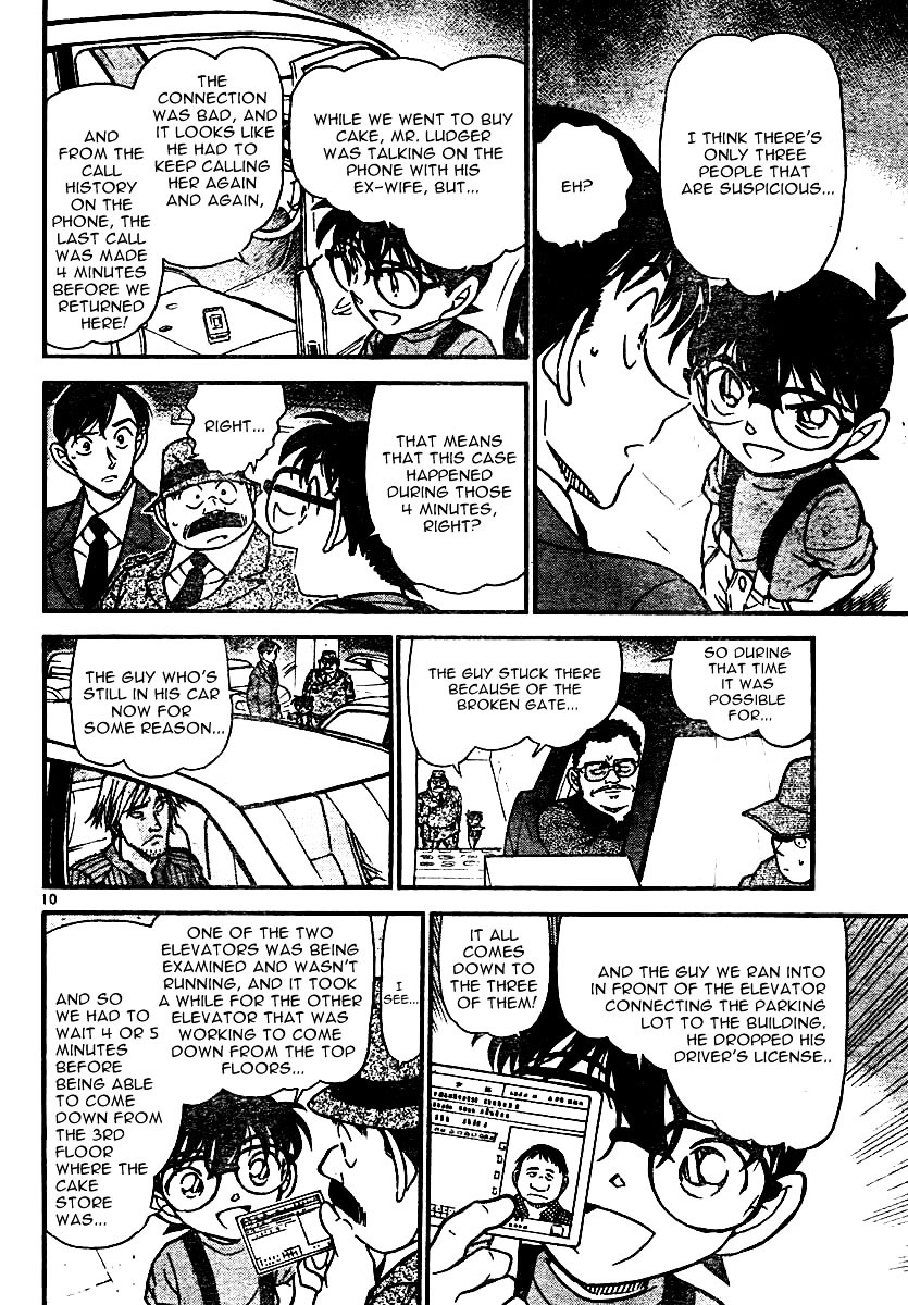 Detective Conan Chapter 568  Online Free Manga Read Image 10