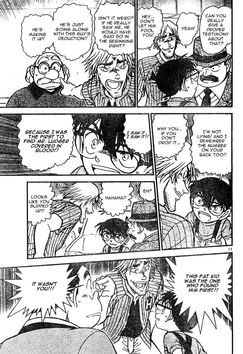 Detective Conan Chapter 569  Online Free Manga Read Image 11