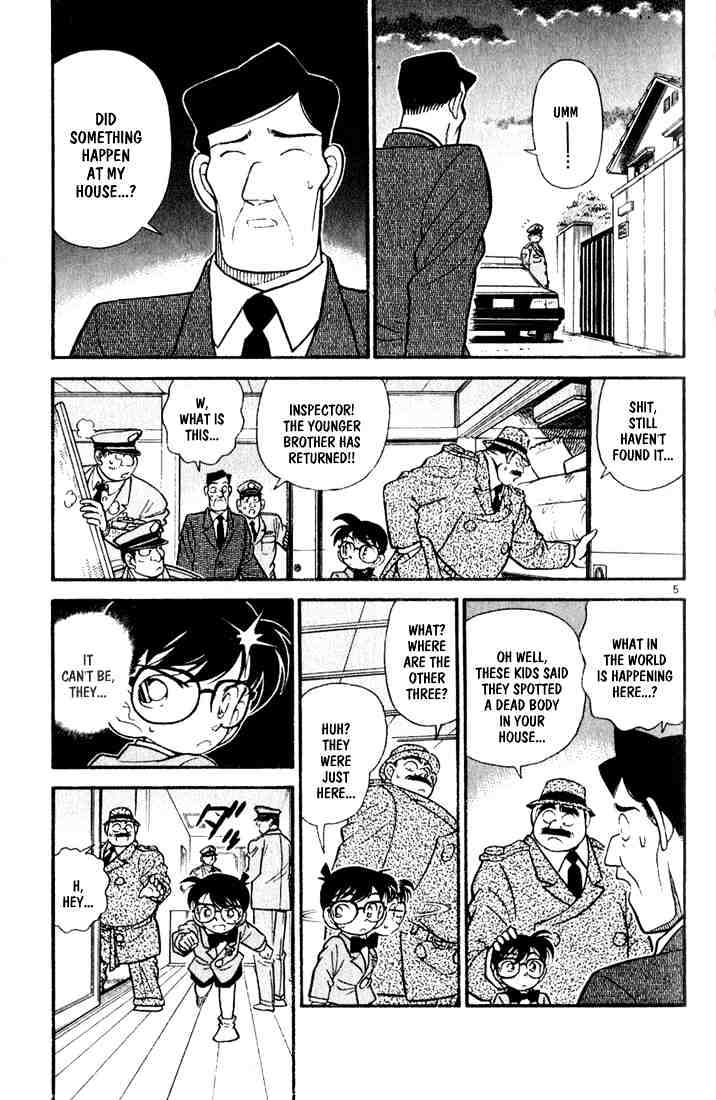 Detective Conan Chapter 57  Online Free Manga Read Image 5