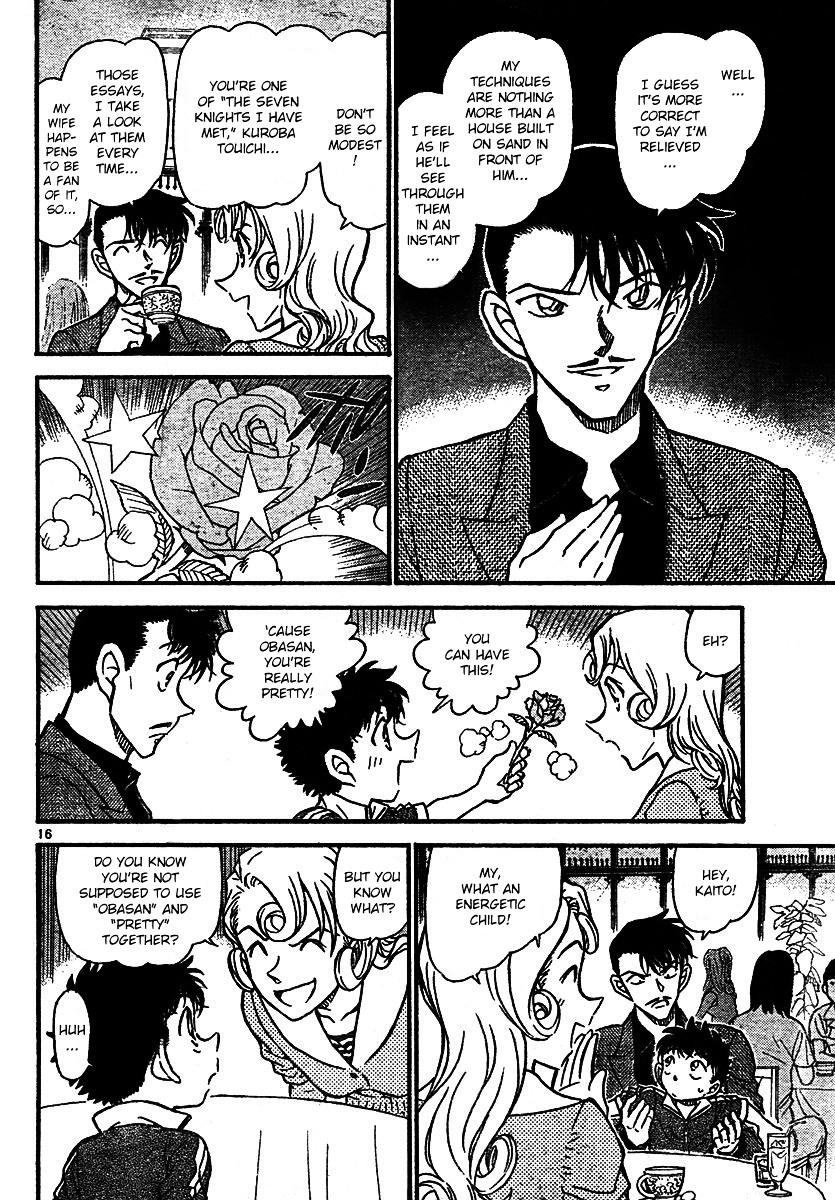 Detective Conan Chapter 573  Online Free Manga Read Image 16