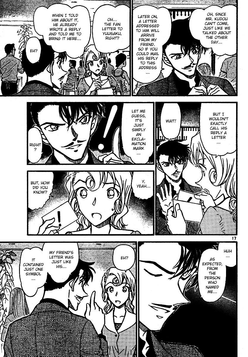 Detective Conan Chapter 573  Online Free Manga Read Image 17