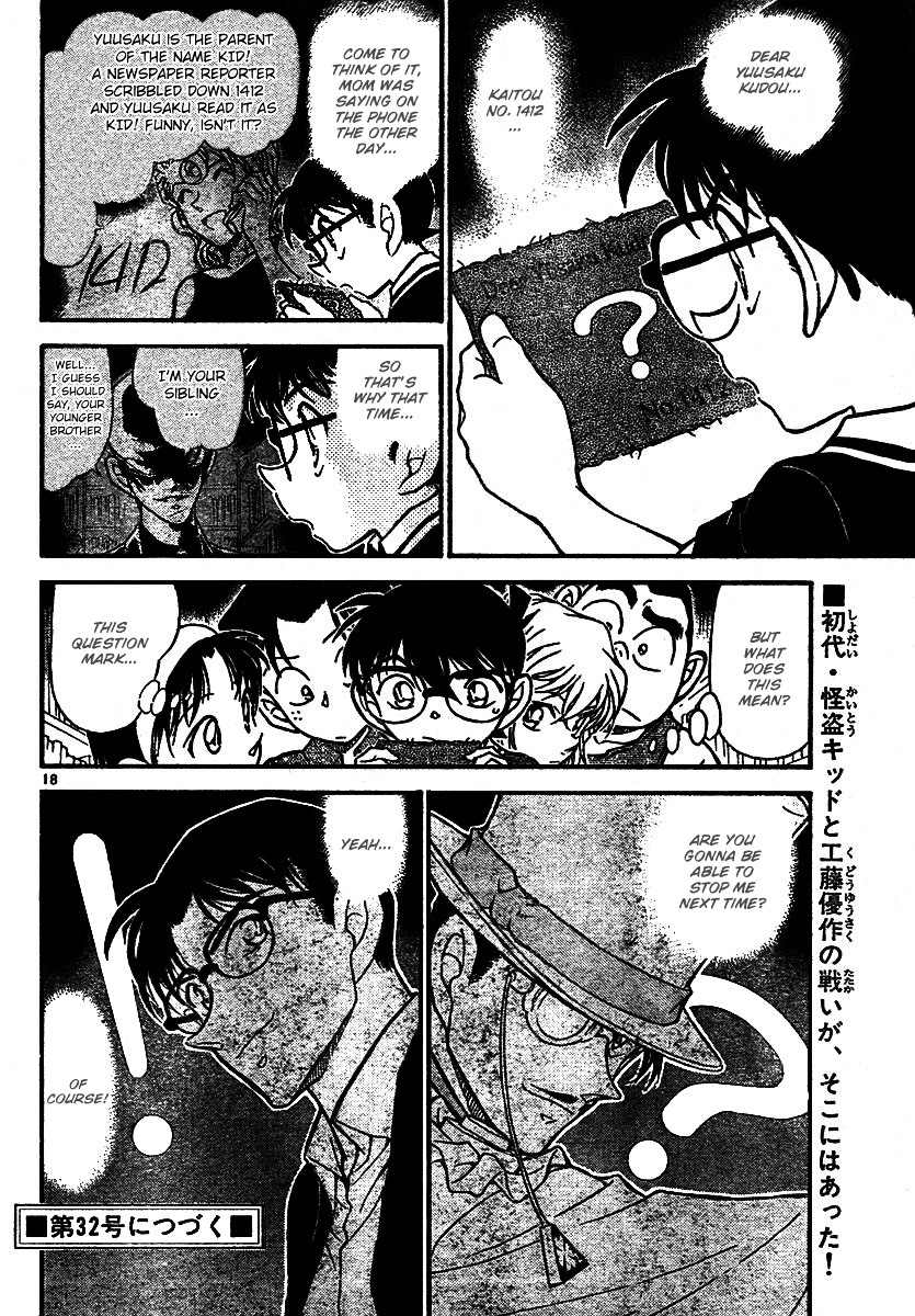 Detective Conan Chapter 573  Online Free Manga Read Image 18