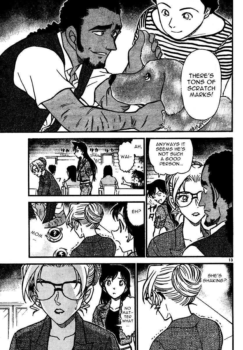 Detective Conan Chapter 574  Online Free Manga Read Image 13
