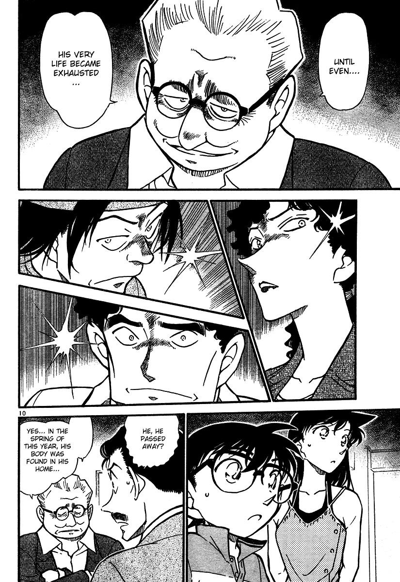 Detective Conan Chapter 576  Online Free Manga Read Image 10