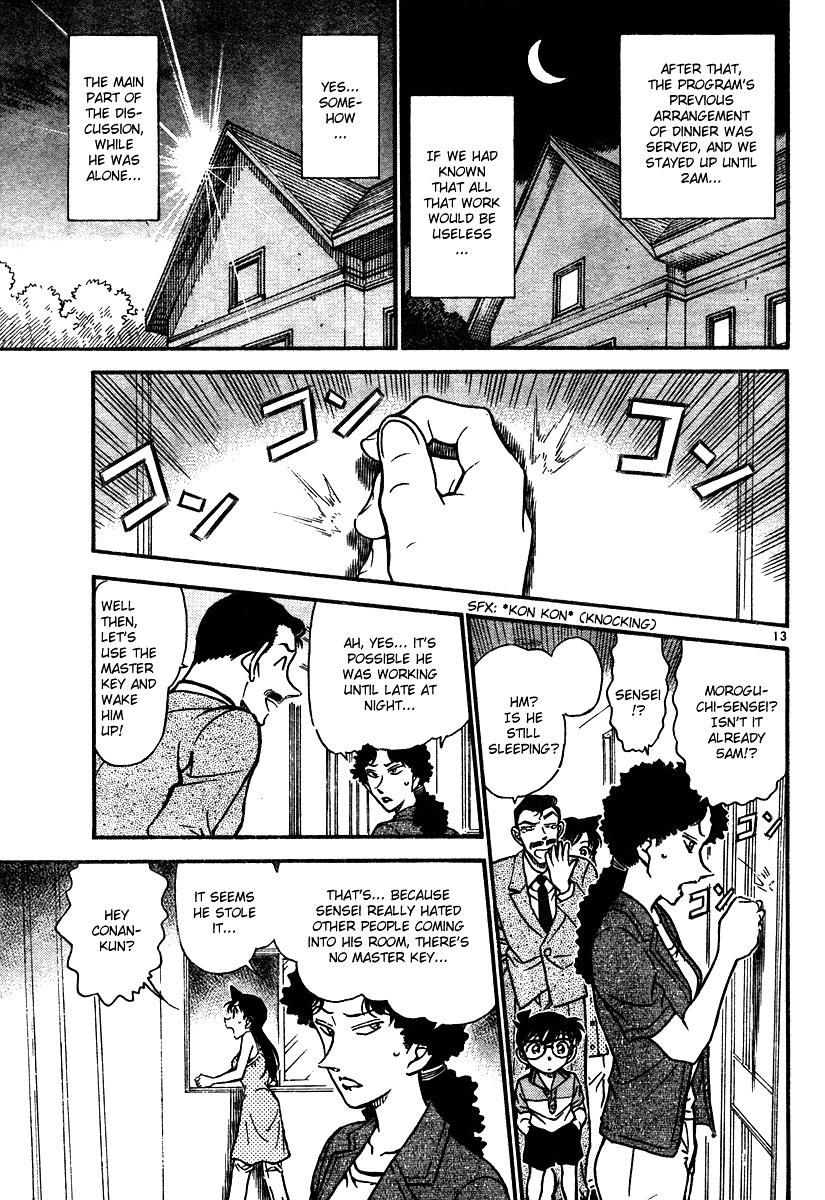 Detective Conan Chapter 576  Online Free Manga Read Image 13