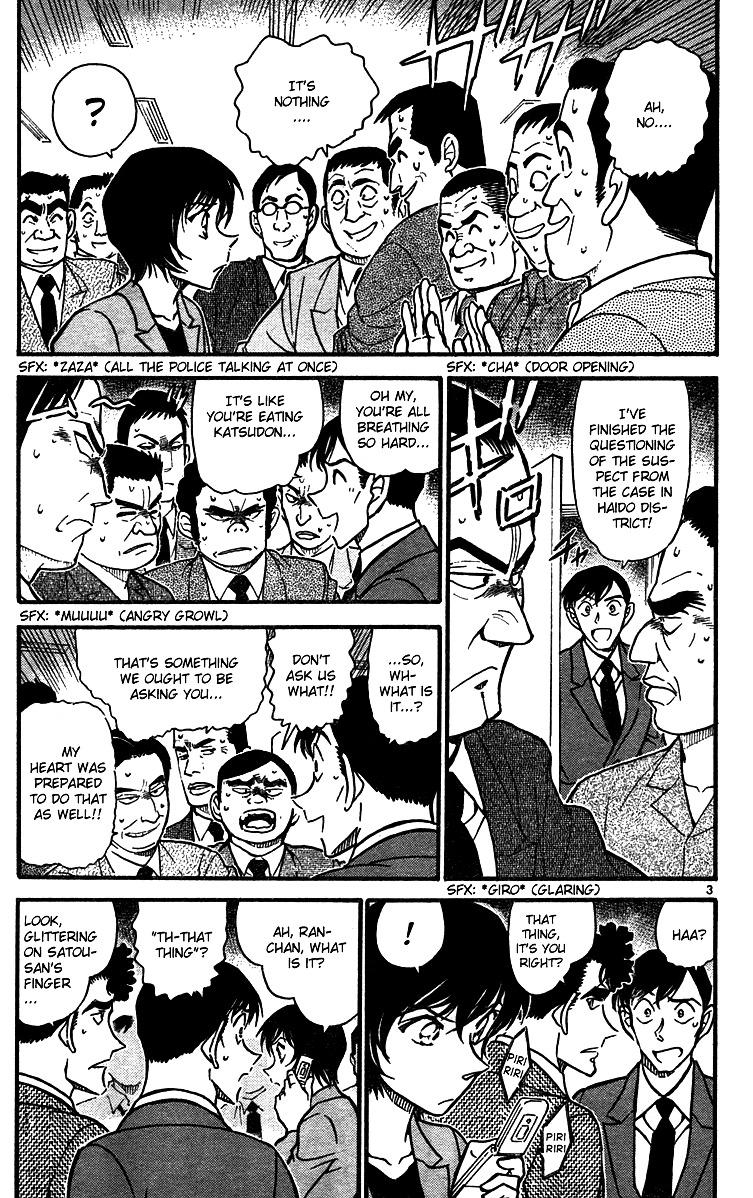 Detective Conan Chapter 576  Online Free Manga Read Image 3