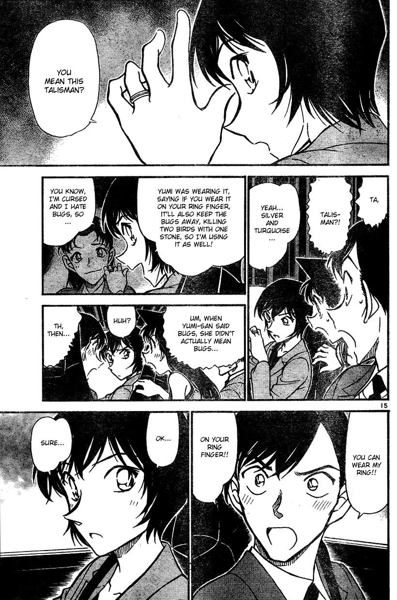 Detective Conan Chapter 578  Online Free Manga Read Image 15