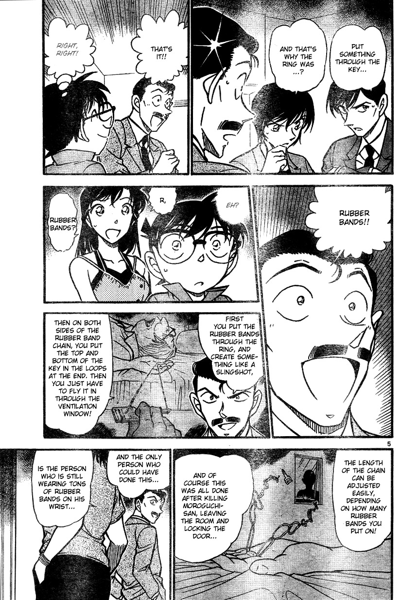 Detective Conan Chapter 578  Online Free Manga Read Image 5