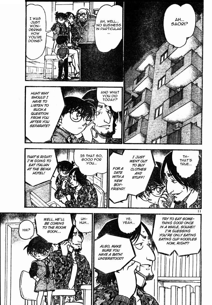 Detective Conan Chapter 583  Online Free Manga Read Image 11