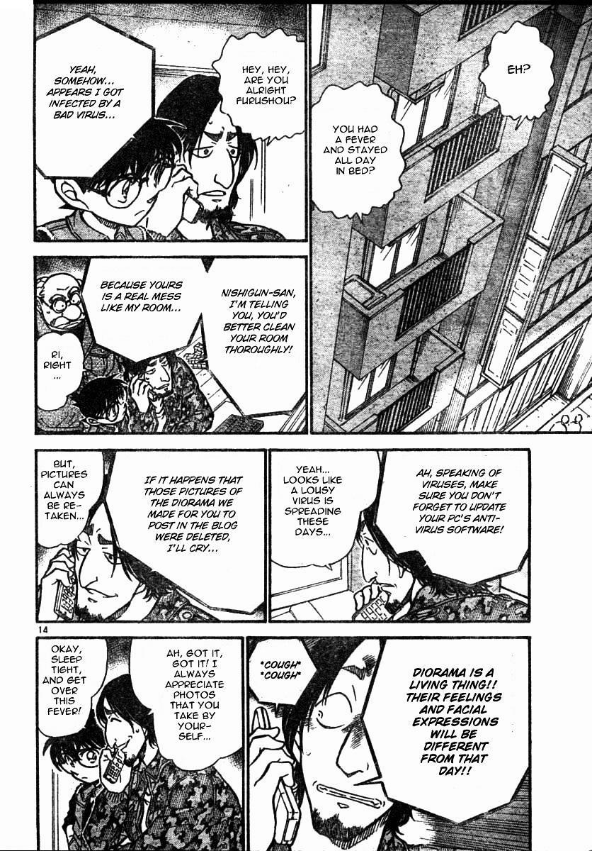 Detective Conan Chapter 583  Online Free Manga Read Image 14