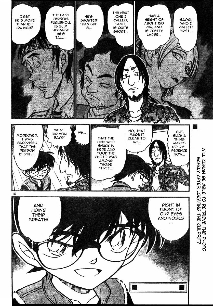 Detective Conan Chapter 583  Online Free Manga Read Image 16