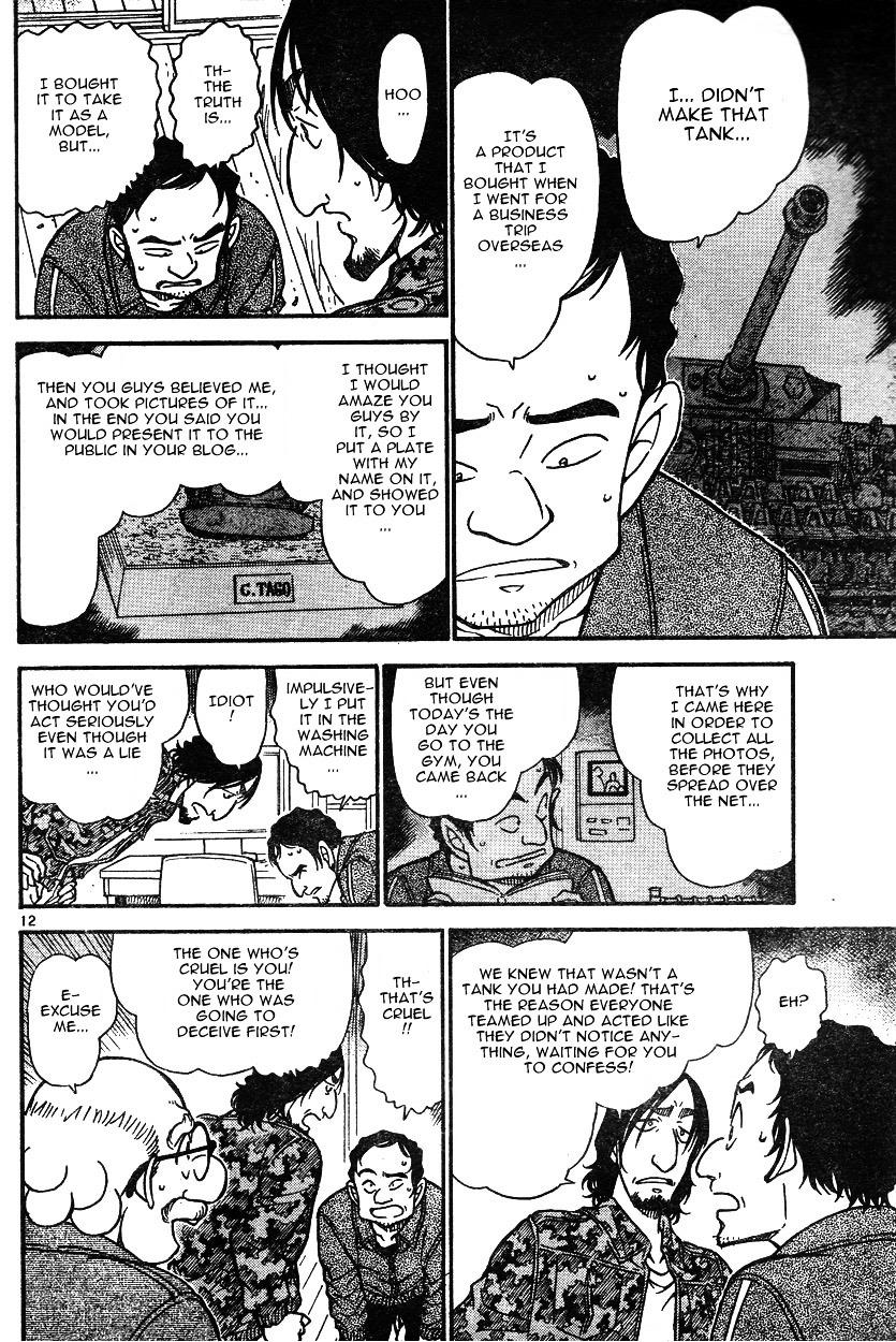 Detective Conan Chapter 584  Online Free Manga Read Image 12