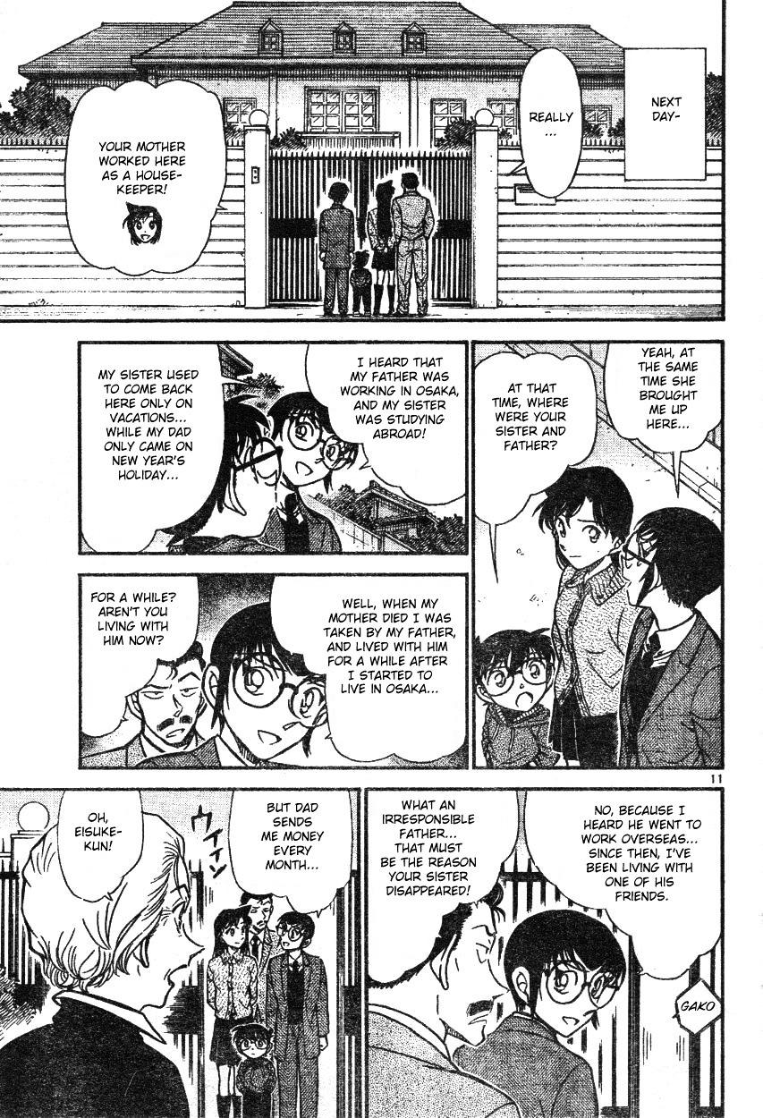 Detective Conan Chapter 587  Online Free Manga Read Image 11