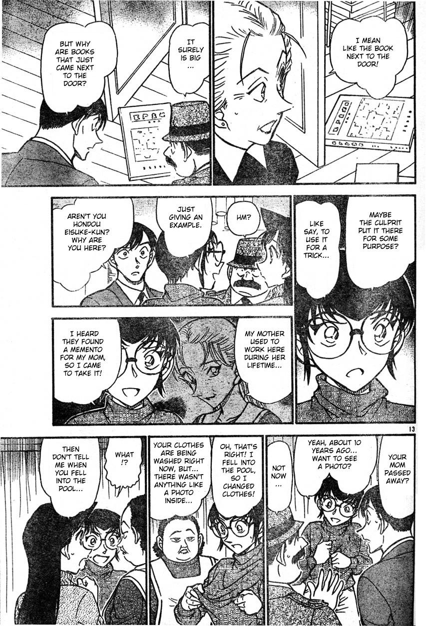 Detective Conan Chapter 589  Online Free Manga Read Image 13