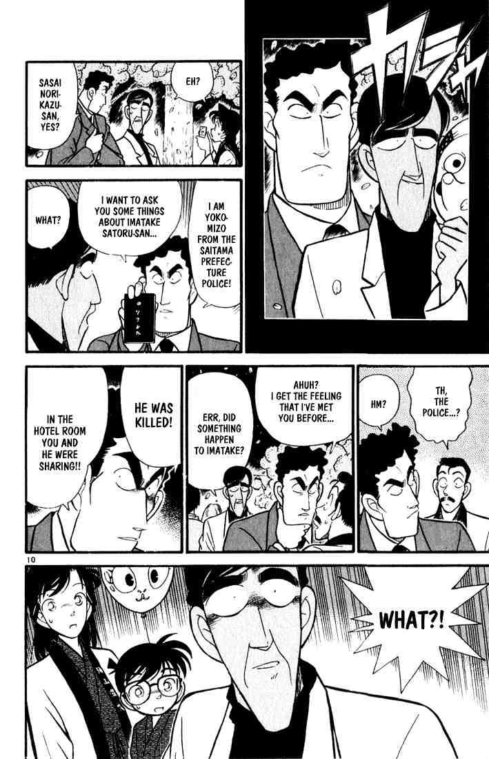 Detective Conan Chapter 59  Online Free Manga Read Image 10