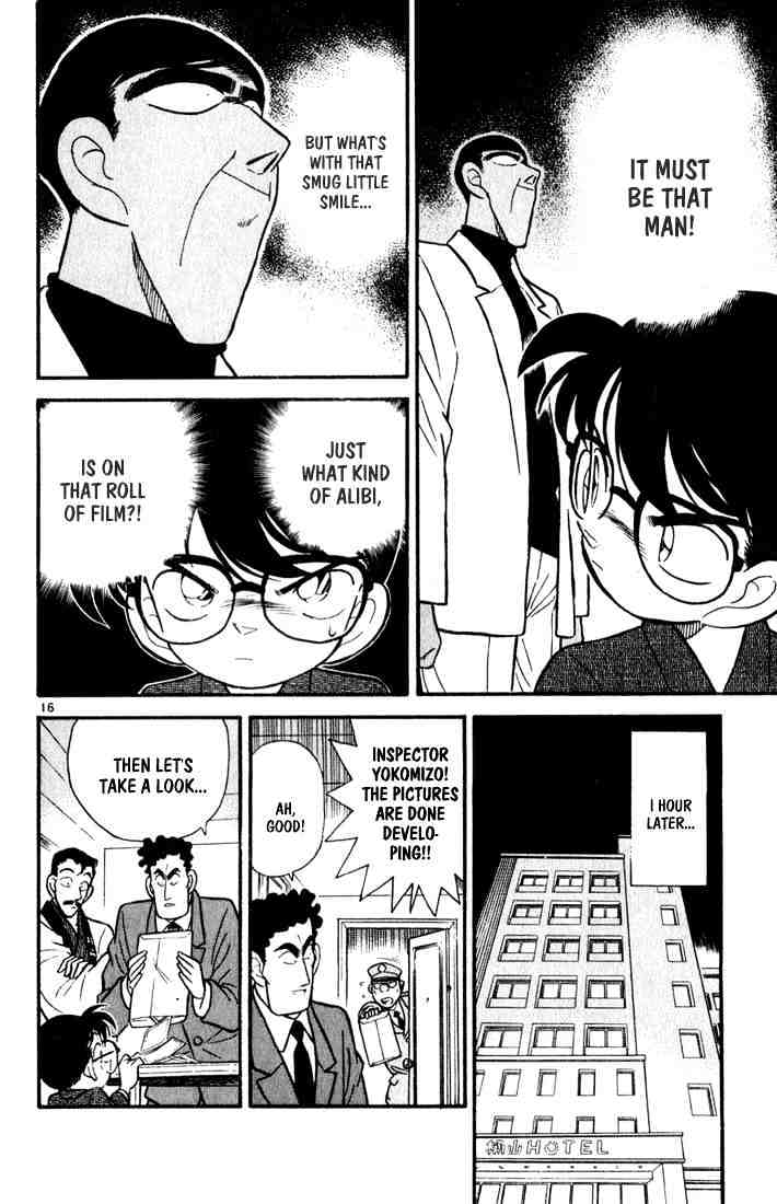 Detective Conan Chapter 59  Online Free Manga Read Image 16