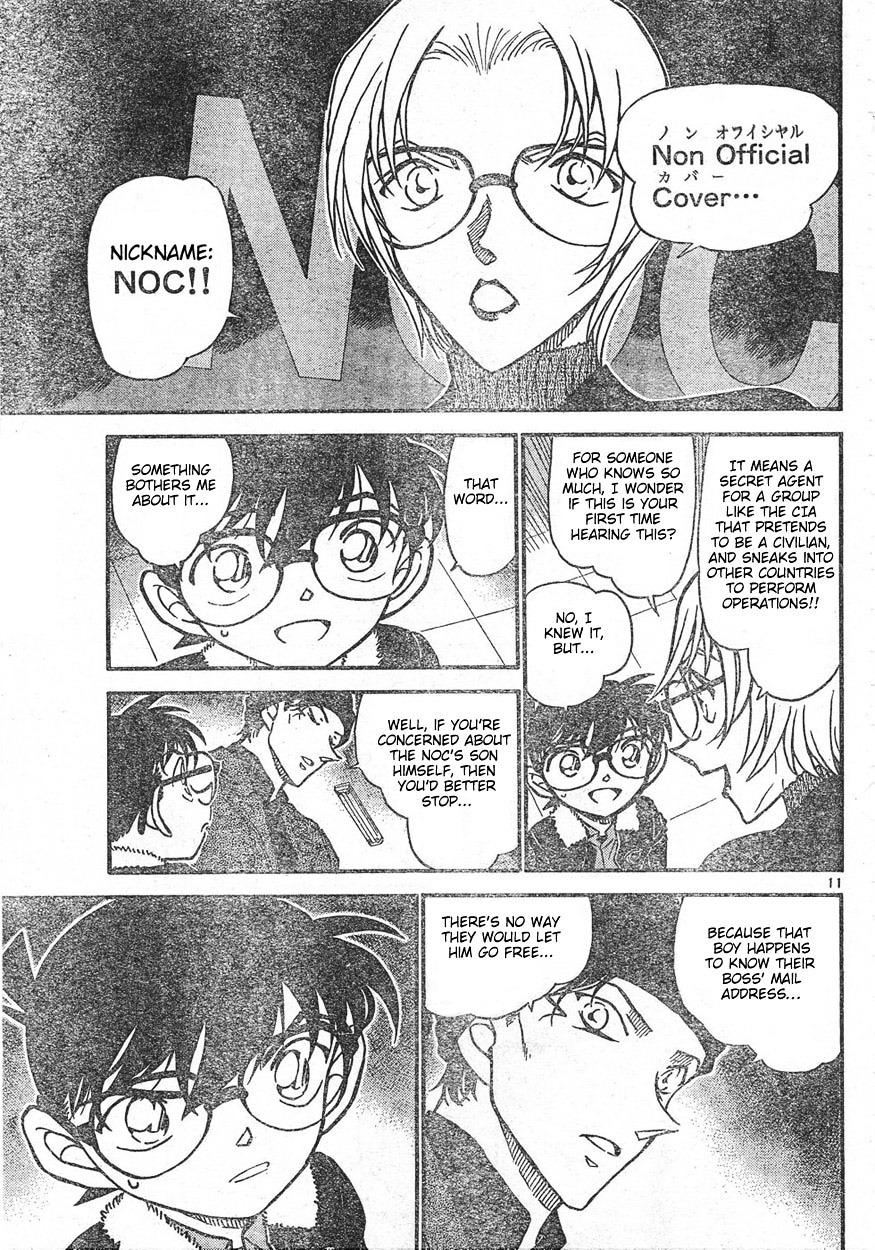 Detective Conan Chapter 596  Online Free Manga Read Image 11