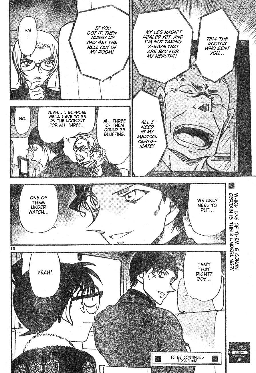 Detective Conan Chapter 597  Online Free Manga Read Image 16