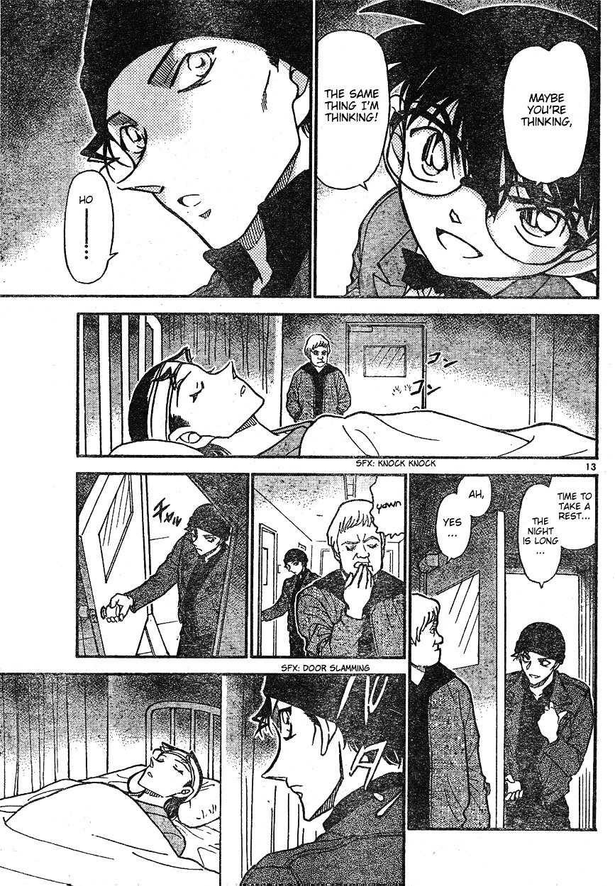 Detective Conan Chapter 599  Online Free Manga Read Image 13