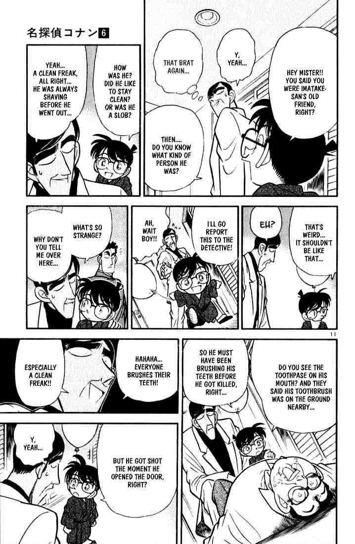 Detective Conan Chapter 60  Online Free Manga Read Image 11
