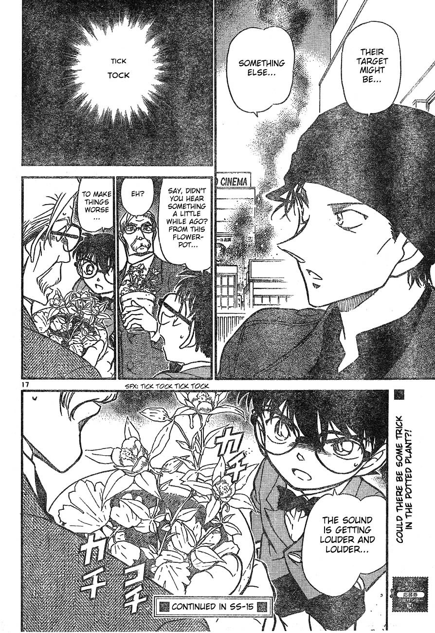 Detective Conan Chapter 600  Online Free Manga Read Image 16