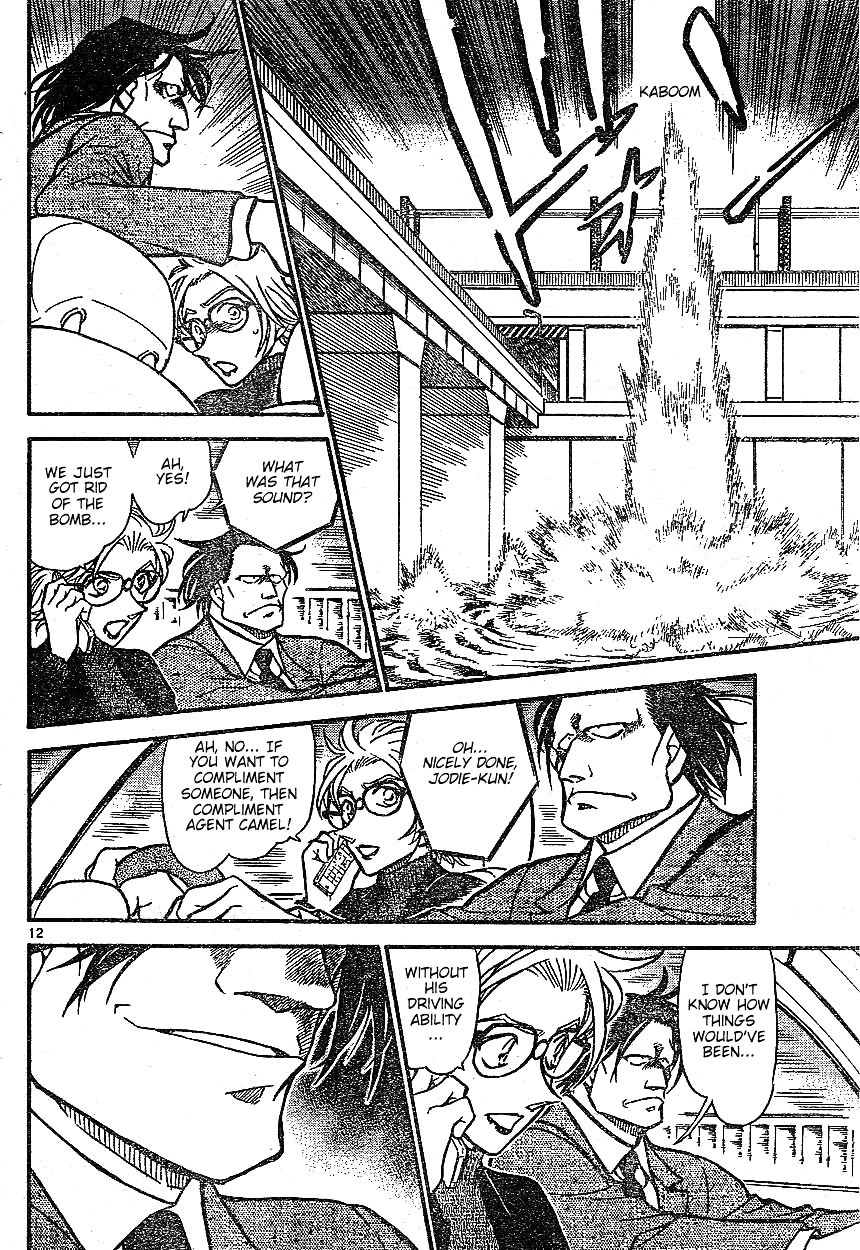 Detective Conan Chapter 601  Online Free Manga Read Image 12