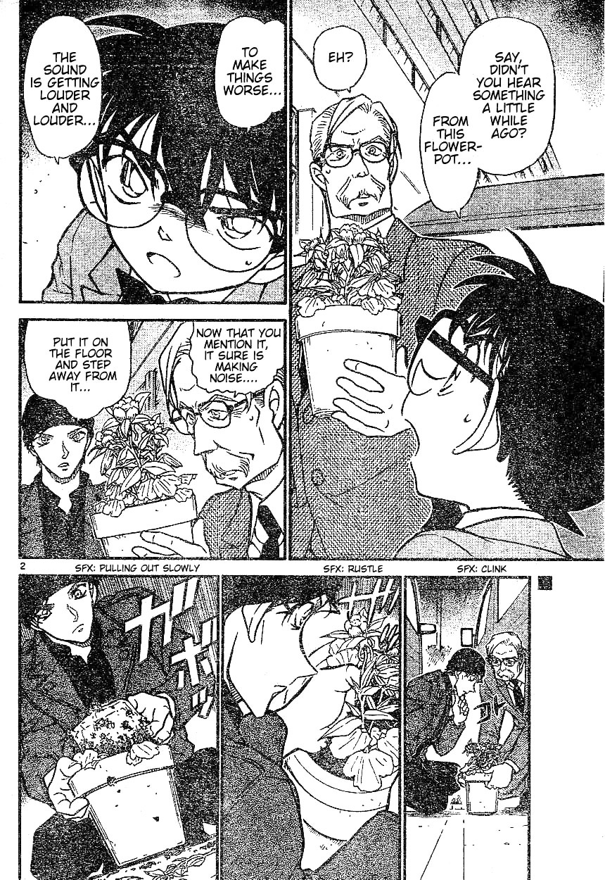 Detective Conan Chapter 601  Online Free Manga Read Image 2