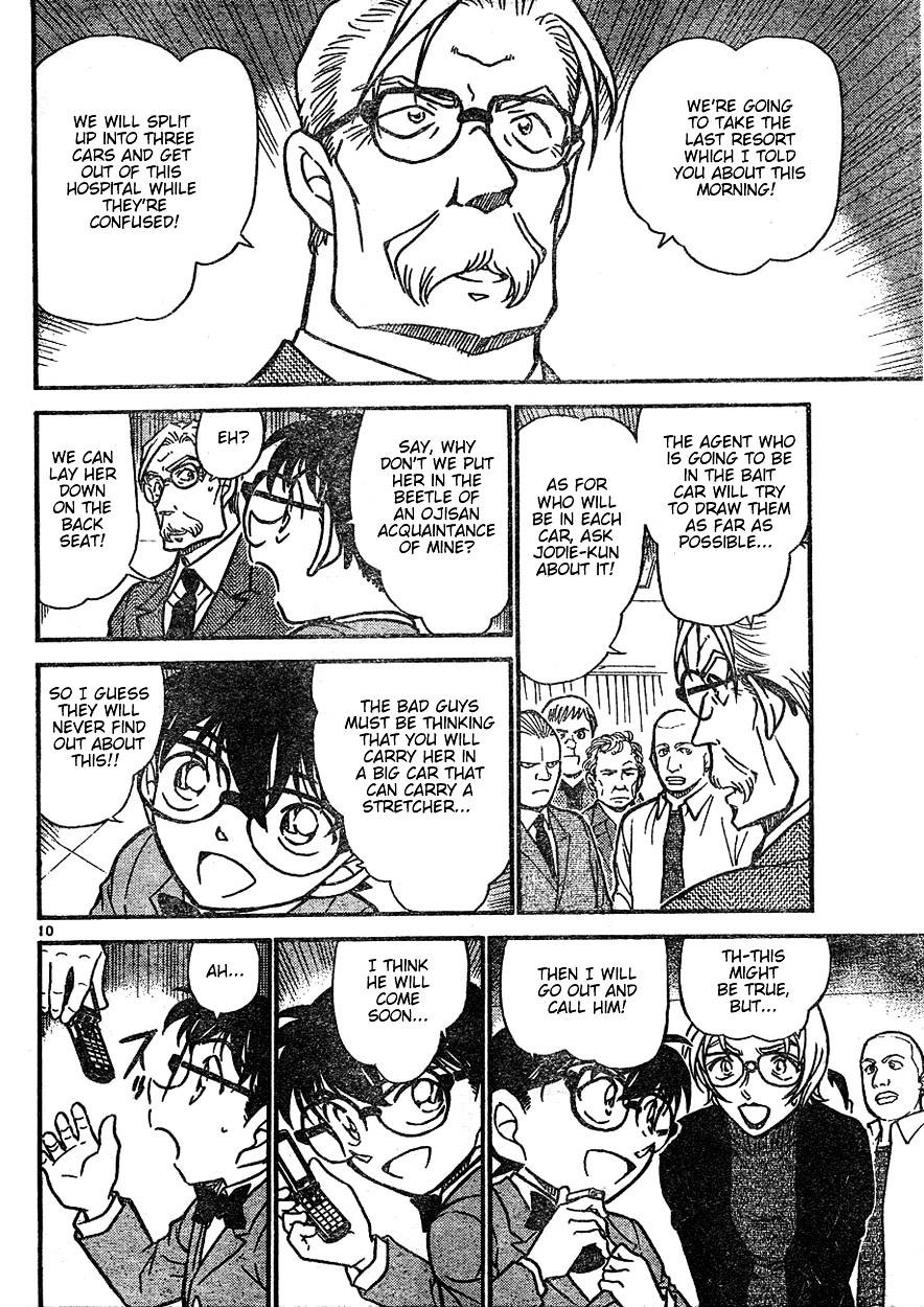 Detective Conan Chapter 602  Online Free Manga Read Image 10