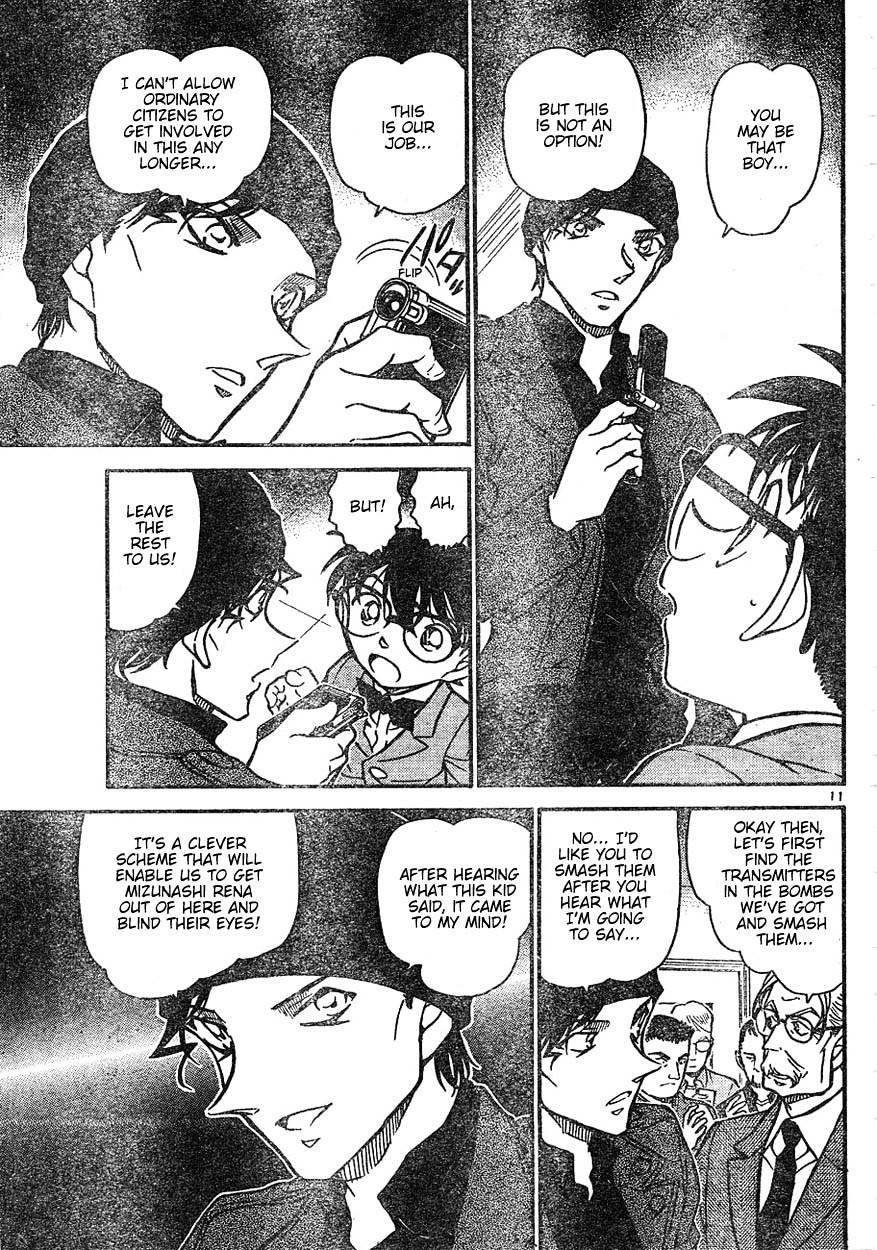 Detective Conan Chapter 602  Online Free Manga Read Image 11