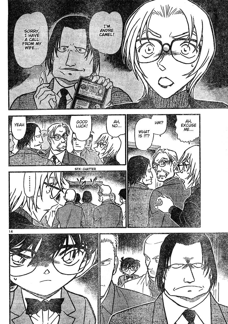 Detective Conan Chapter 602  Online Free Manga Read Image 14