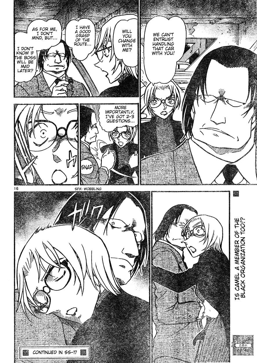 Detective Conan Chapter 602  Online Free Manga Read Image 16