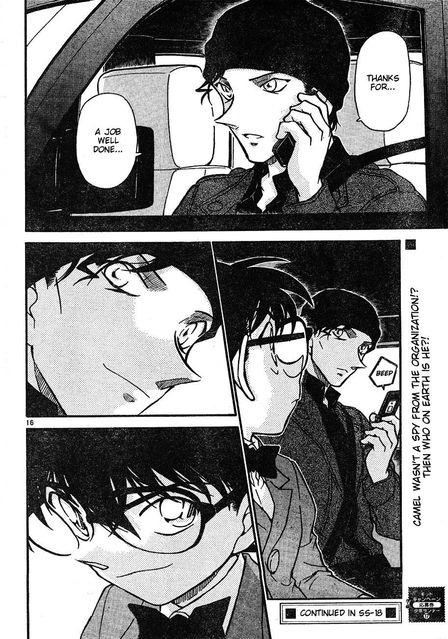 Detective Conan Chapter 603  Online Free Manga Read Image 16