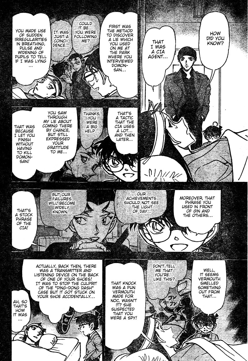 Detective Conan Chapter 604  Online Free Manga Read Image 10
