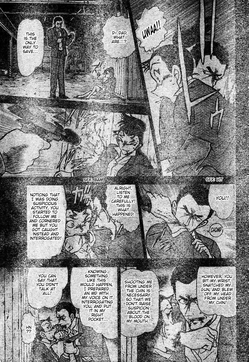 Detective Conan Chapter 604  Online Free Manga Read Image 13