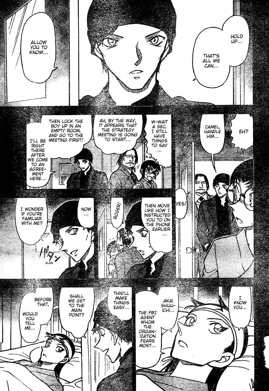 Detective Conan Chapter 604  Online Free Manga Read Image 9