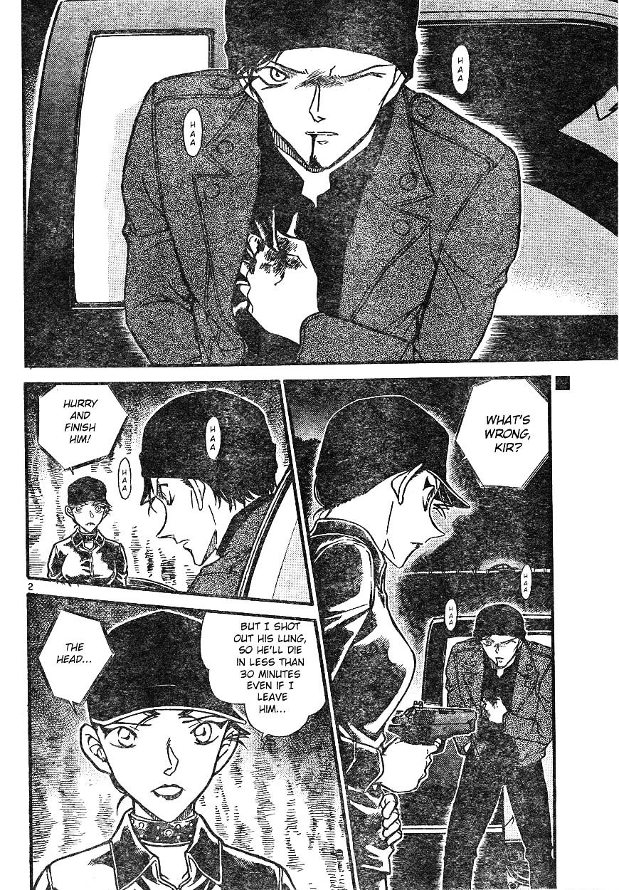 Detective Conan Chapter 609  Online Free Manga Read Image 2