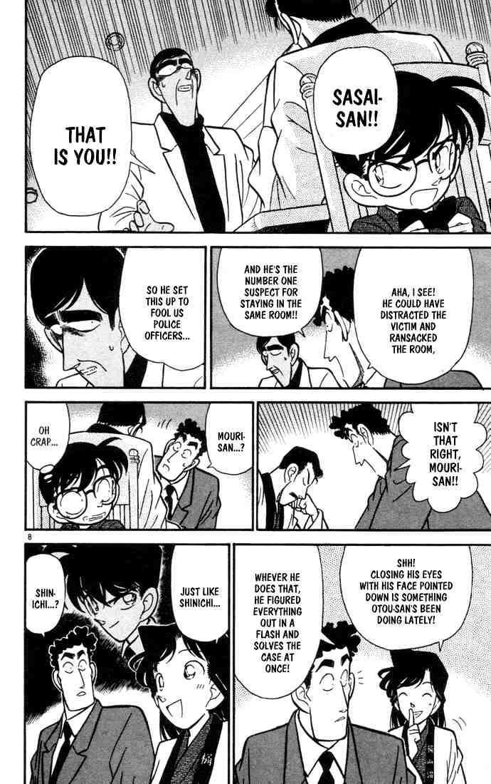 Detective Conan Chapter 61  Online Free Manga Read Image 10