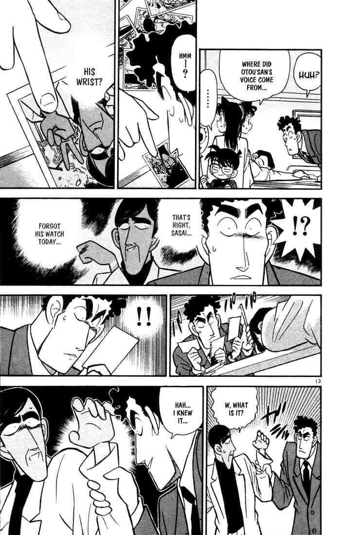 Detective Conan Chapter 61  Online Free Manga Read Image 15