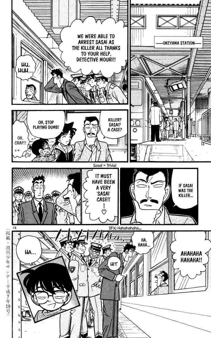 Detective Conan Chapter 61  Online Free Manga Read Image 18