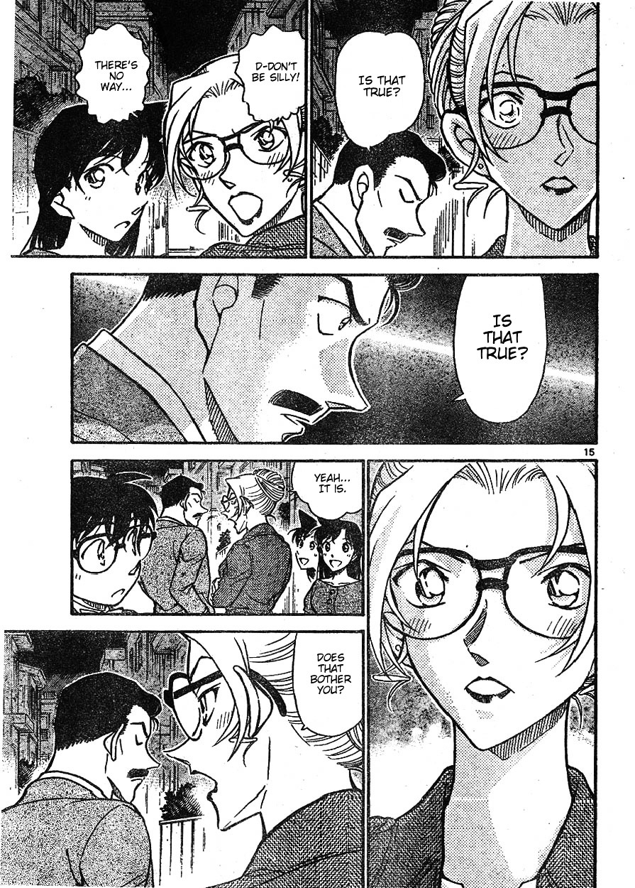 Detective Conan Chapter 612  Online Free Manga Read Image 15