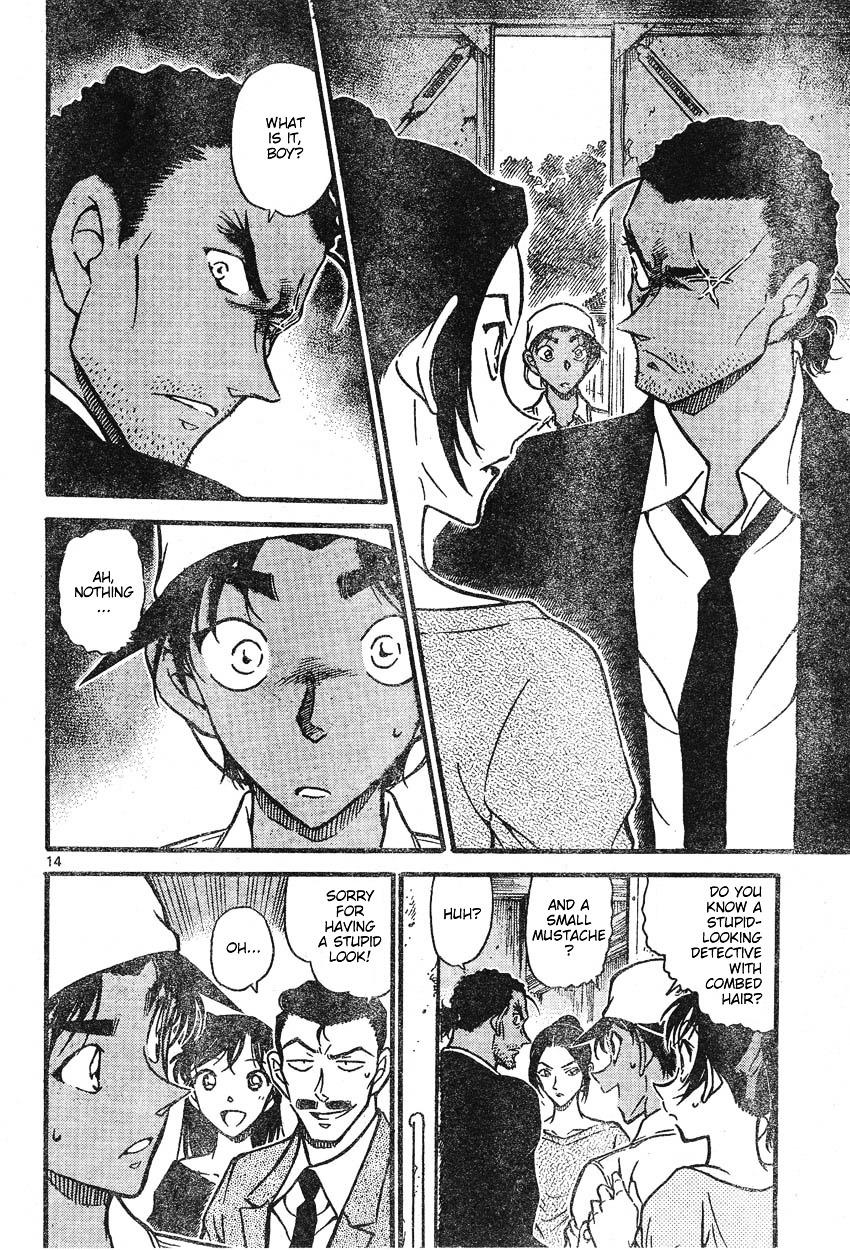 Detective Conan Chapter 613  Online Free Manga Read Image 14