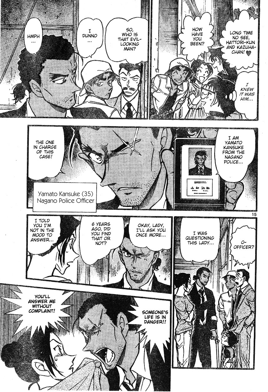 Detective Conan Chapter 613  Online Free Manga Read Image 15