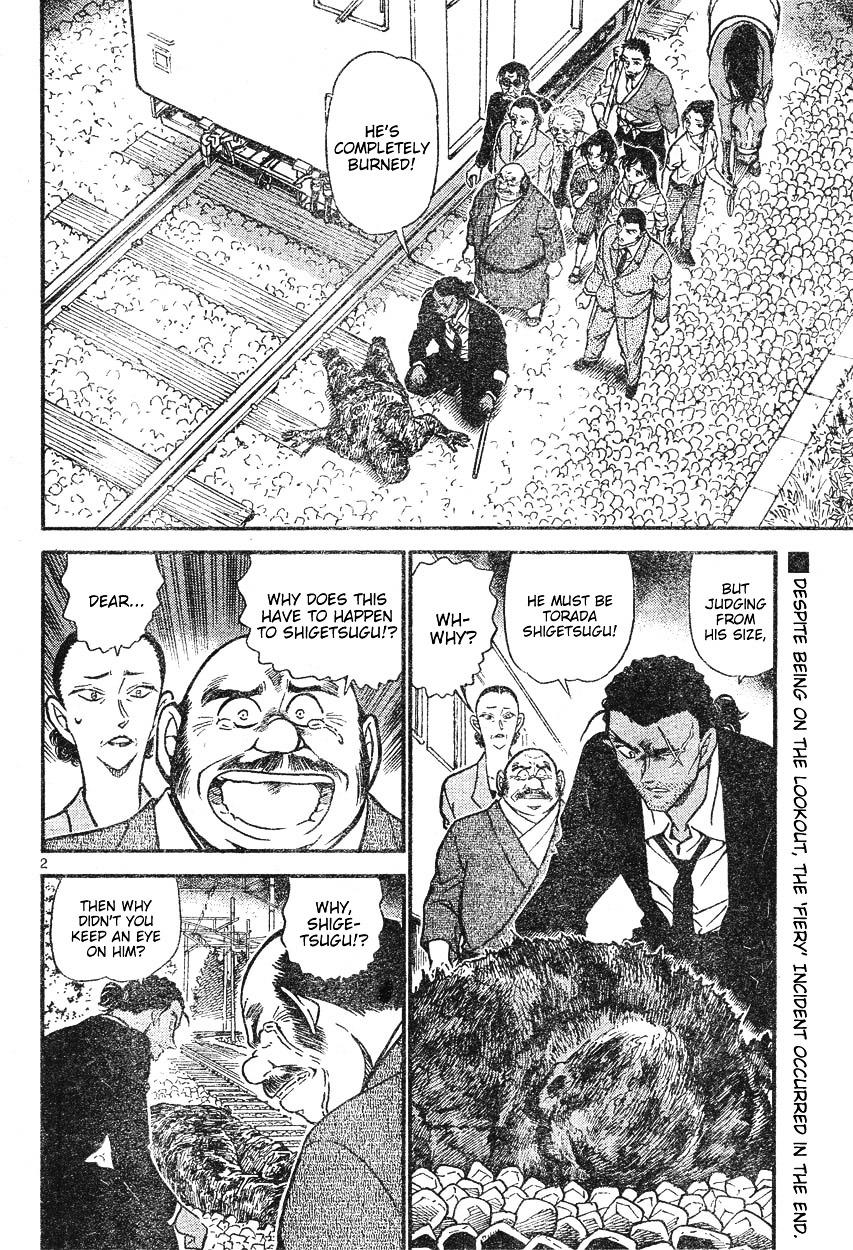 Detective Conan Chapter 617  Online Free Manga Read Image 2