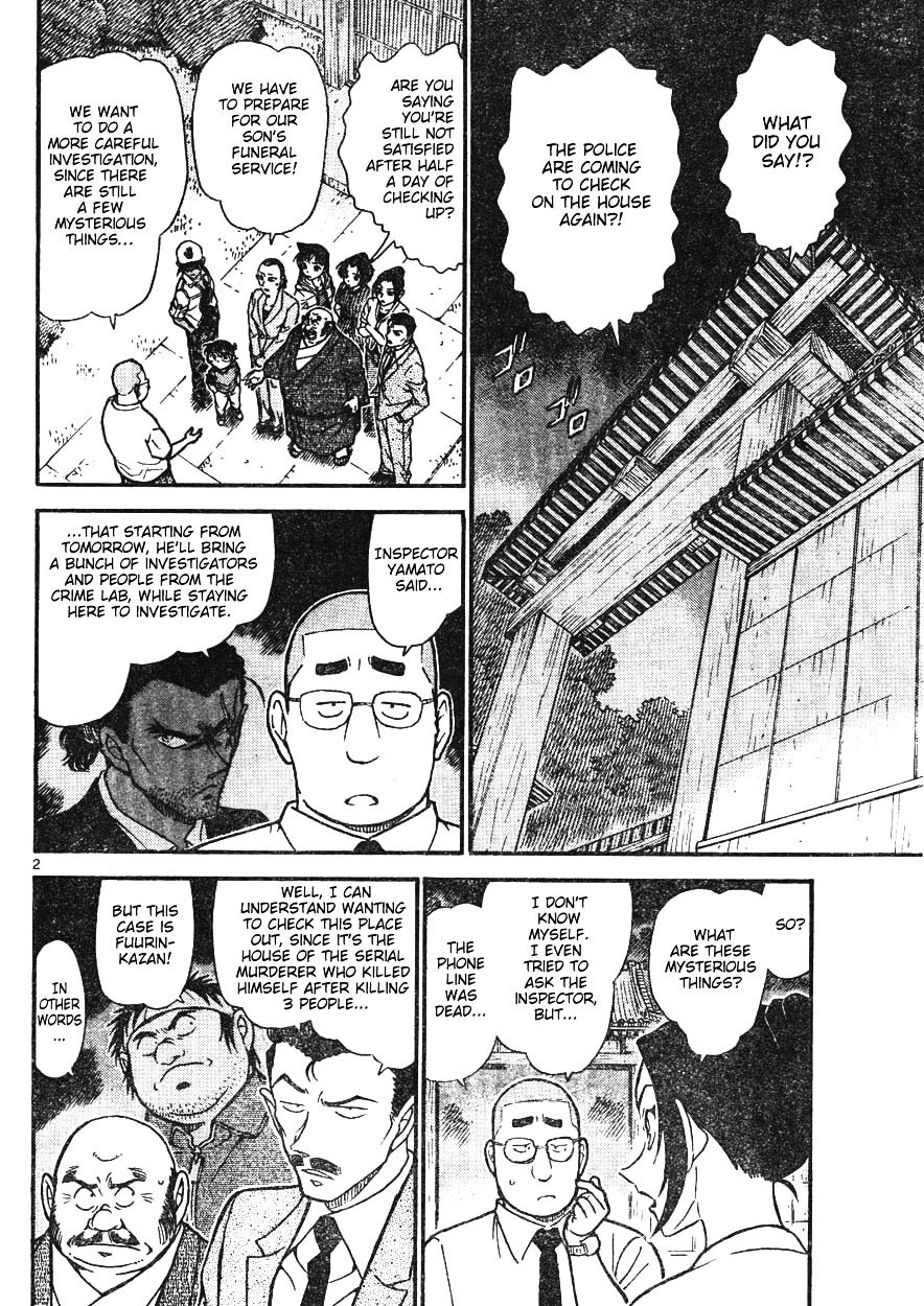 Detective Conan Chapter 618  Online Free Manga Read Image 2
