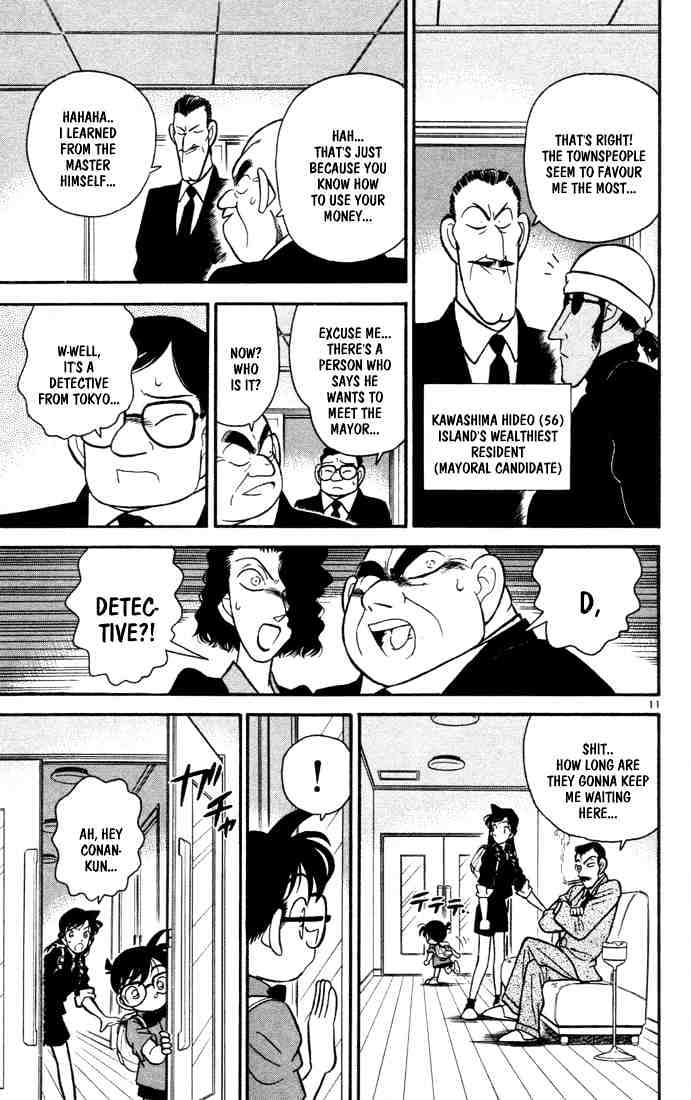 Detective Conan Chapter 62  Online Free Manga Read Image 11