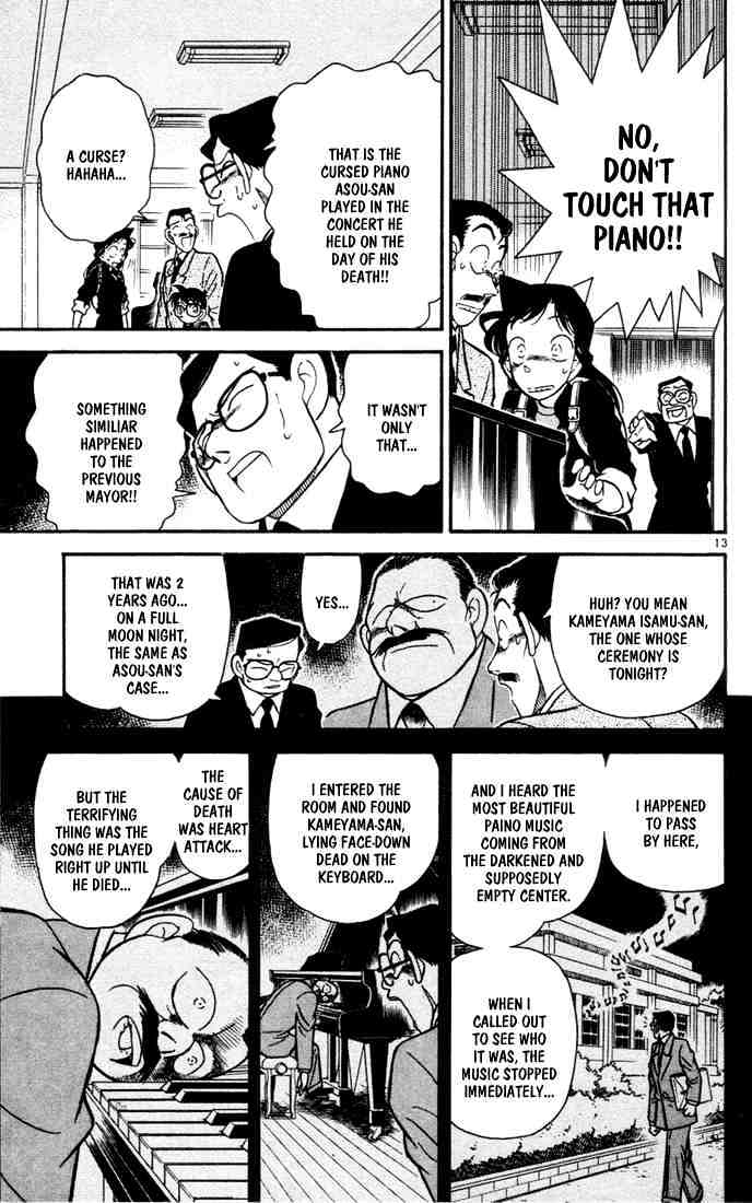 Detective Conan Chapter 62  Online Free Manga Read Image 13