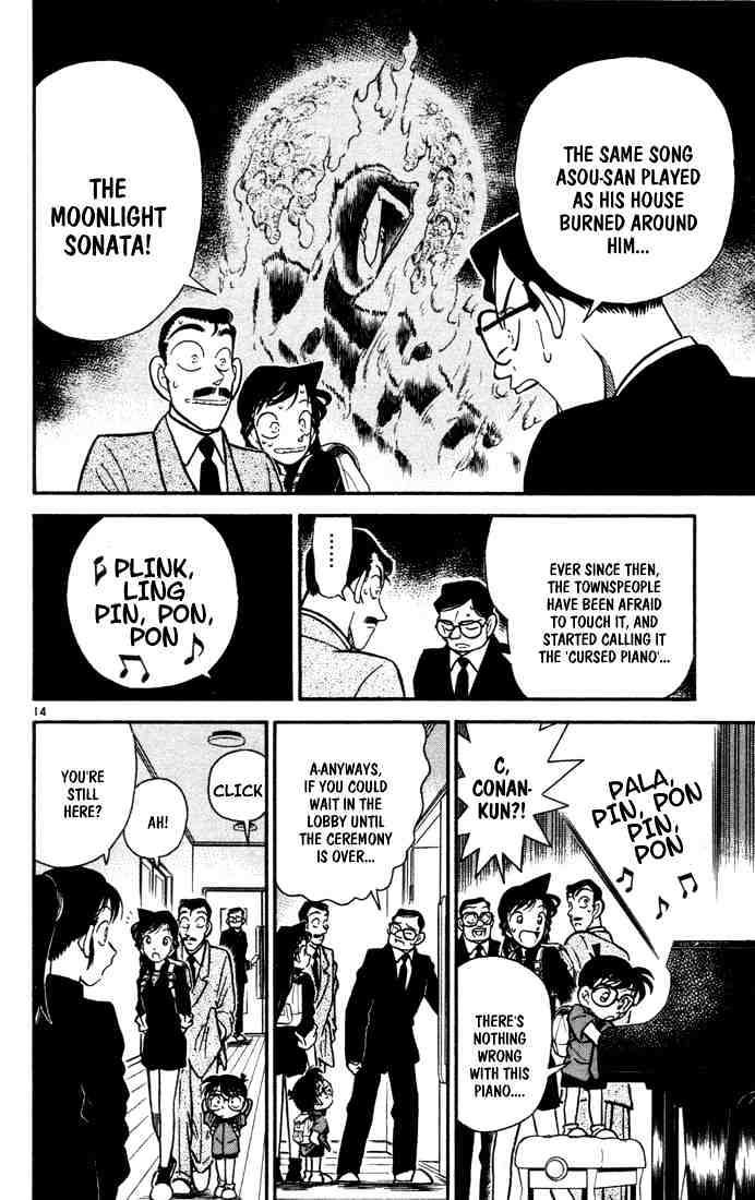 Detective Conan Chapter 62  Online Free Manga Read Image 14