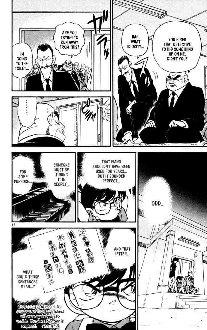 Detective Conan Chapter 62  Online Free Manga Read Image 16