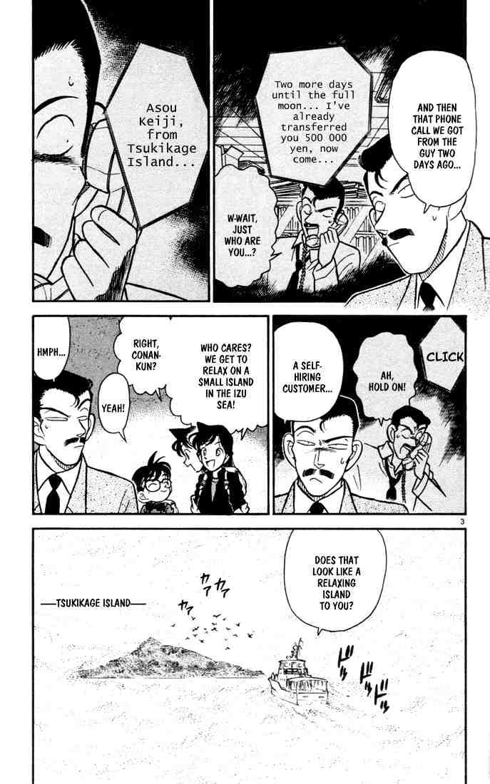 Detective Conan Chapter 62  Online Free Manga Read Image 3